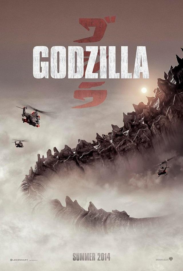 Se filtra una nueva imagen de la próxima película de Godzilla