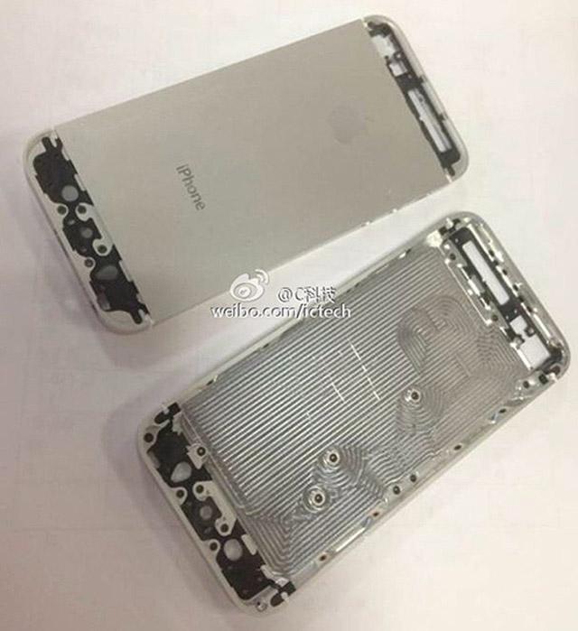 Se filtran supuestas imágenes y características del iPhone 5S