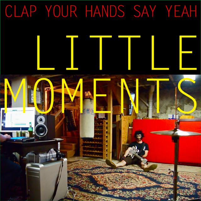 Aquí tienen el nuevo EP de Clap Your Hands Say Yeah