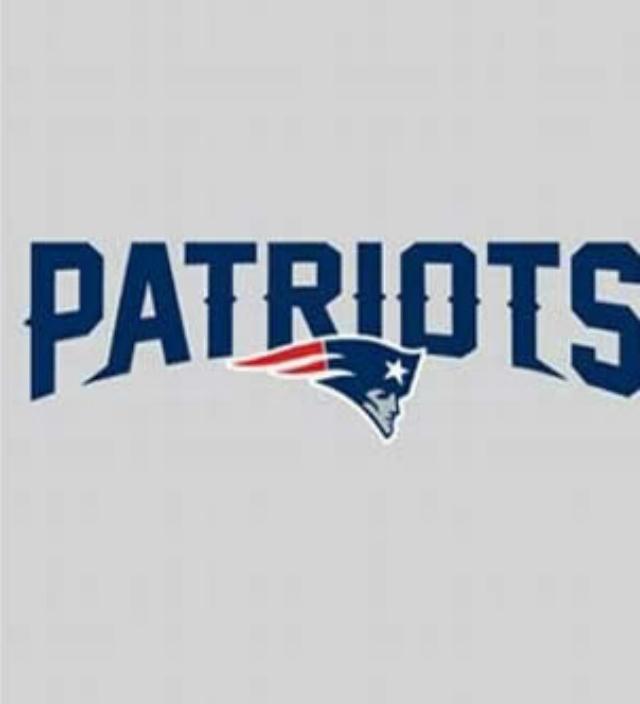 Logotipo De La Nfl. Simple Patriotas De Nueva Inglaterra K El ...