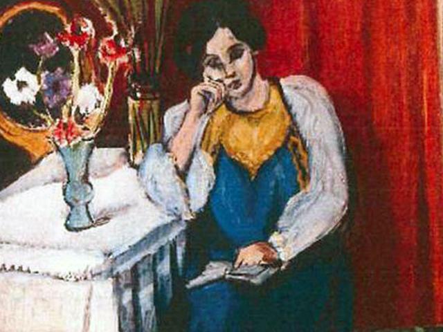 Queman cuadros de Picasso y Monet