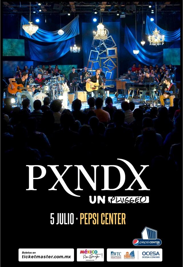 Gana boletos para PXNDX en el Pepsi Center