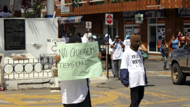 Detuvieron a un sobrino de Enrique Plancarte, líder templario