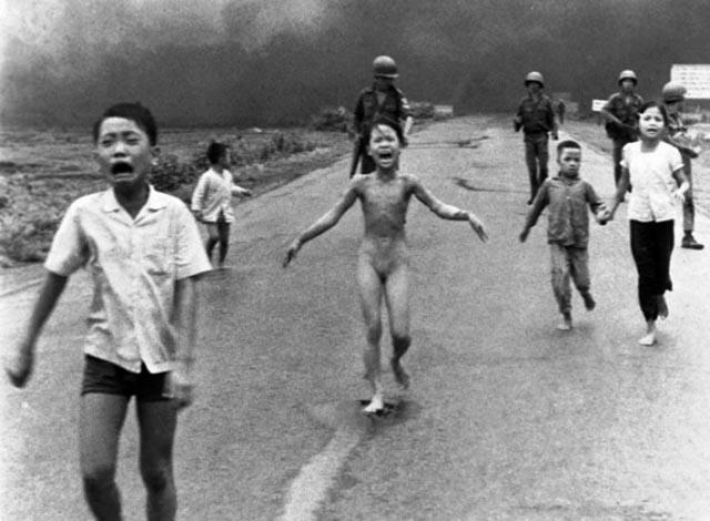Todos los ganadores del Pulitzer de fotografía