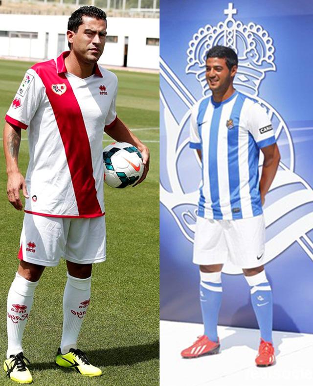 Video: Así vestirán Nery Castillo y Carlos Vela la siguiente temporada