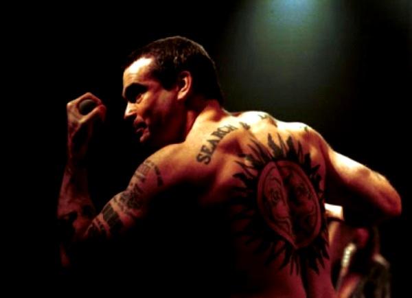 Los discos favoritos de punk de Henry Rollins