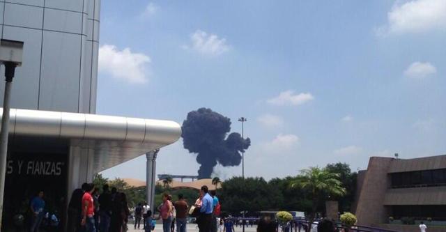 Ya suman 4 los muertos tras la explosión en Ternium (Nuevo León)