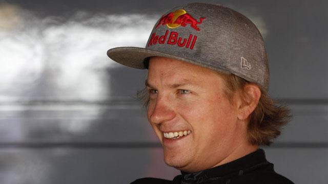 Que siempre no se va Kimi Raikkonen a Red Bull