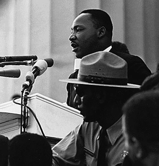 Más gospel y menos segregación, a cincuenta años del discurso de Martin Luther King