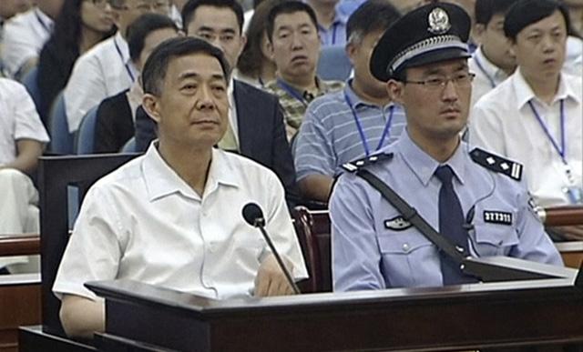 Concluyó el juicio de Bo Xilai