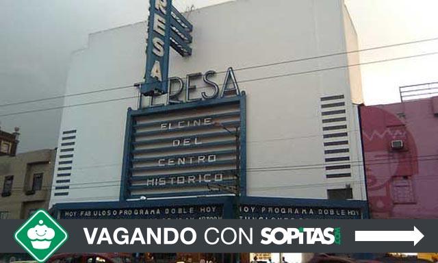 Vagando con Sopitas.com presenta: Cine Teresa