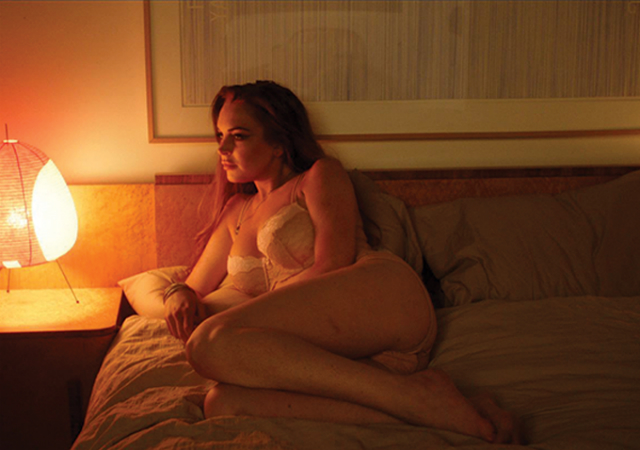 NSFW: El topless de Lindsay Lohan en The Canyons