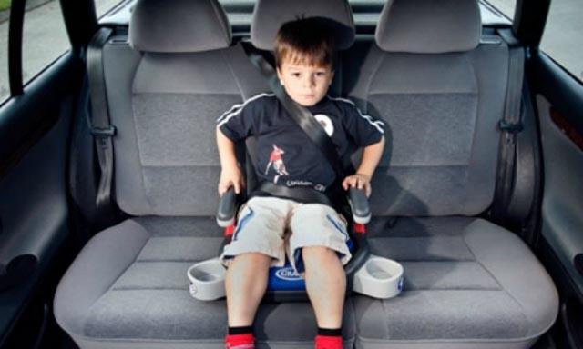 Porque nunca están de más: consejos de seguridad para viajar con niños en el auto