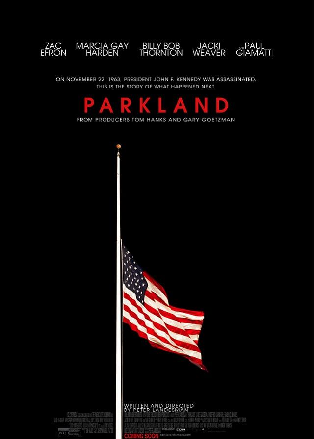 Primer trailer de Parkland, un nuevo drama sobre el asesinato de John F. Kennedy