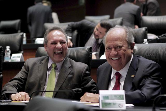 Deschamps habla por primera vez en el debate de la #ReformaEnergética