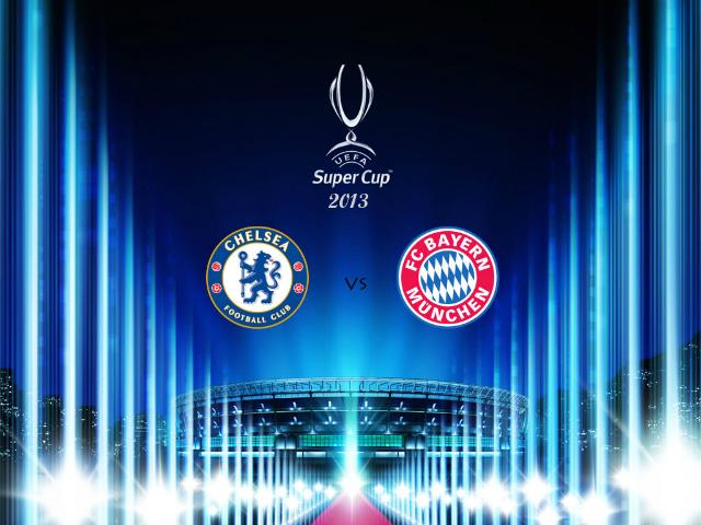 Así es el balón para la SuperCopa de la UEFA 2013