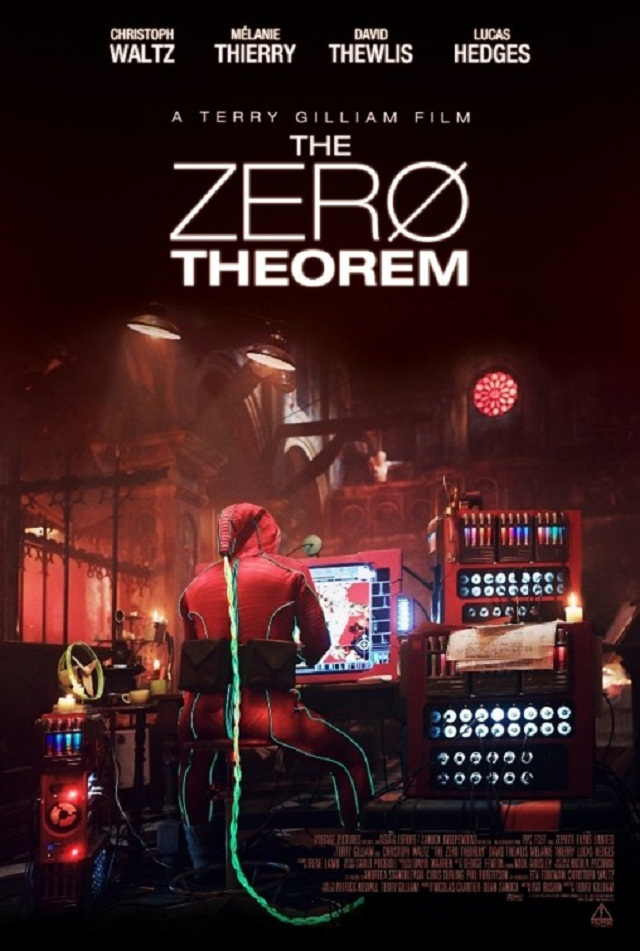 Terry Gilliam presenta el nuevo trailer de The Zero Theorem