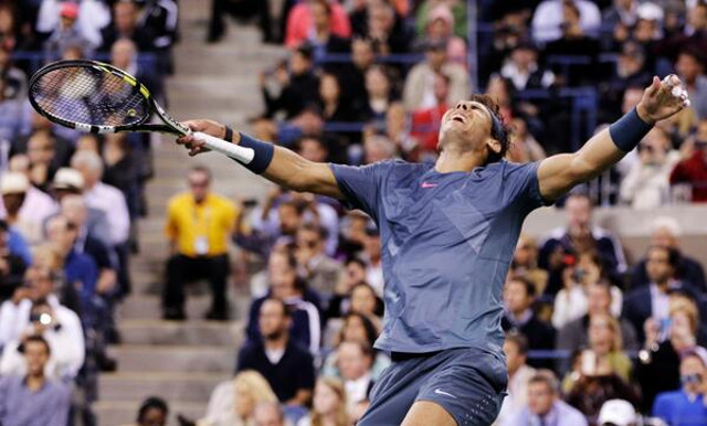 Novak Djokovic sucumbe ante Rafael Nadal en el US Open