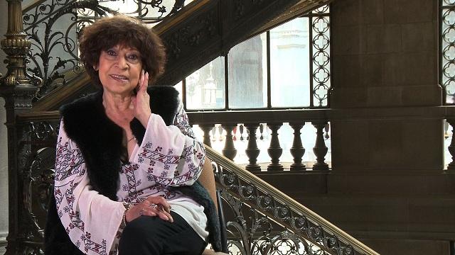 Hoy se estrena documental sobre Cristina Pacheco