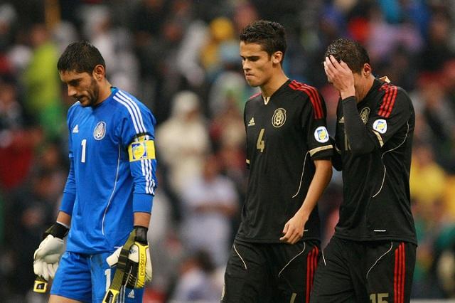 En un nuevo ranking de la FIFA, México está en el lugar 21
