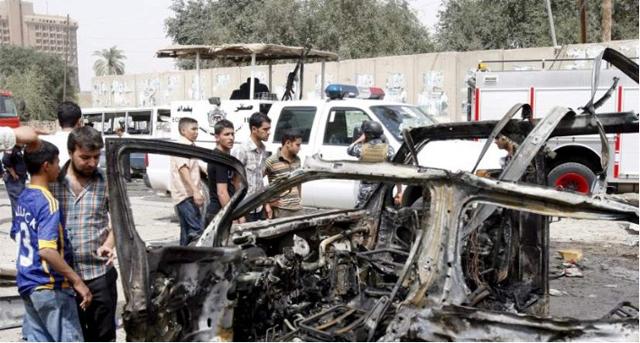 Atentados en Bagdad dejan 47 muertos