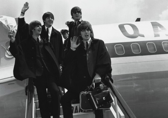 Conoce a la nueva banda retro de Inglaterra: The Beatles