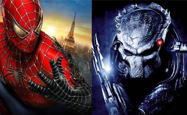 Checa el casco de Spiderman y Depredador para tus viajes en motocicleta