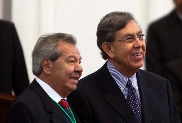 Cuauhtémoc Cárdenas y Porfirio Muñoz Ledo se reencuentran y se unen contra la reforma energética
