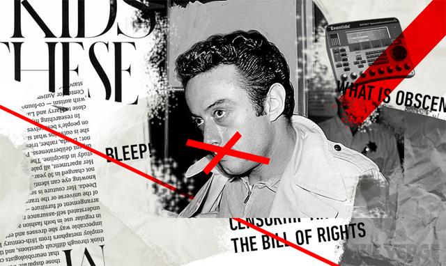 El origen del bleep y la censura gringa