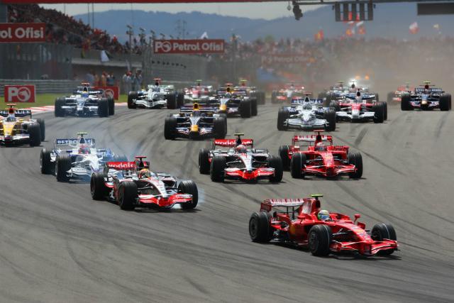 El GP de México ya aparece en el calendario de la F1... provisionalmente