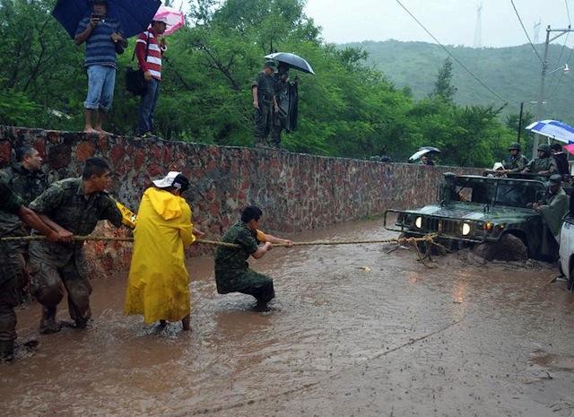 Emergencia en Guerrero: centros de acopio, localización de familiares y albergues