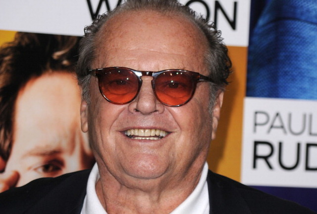 ¿Jack Nicholson se retira de la actuación?