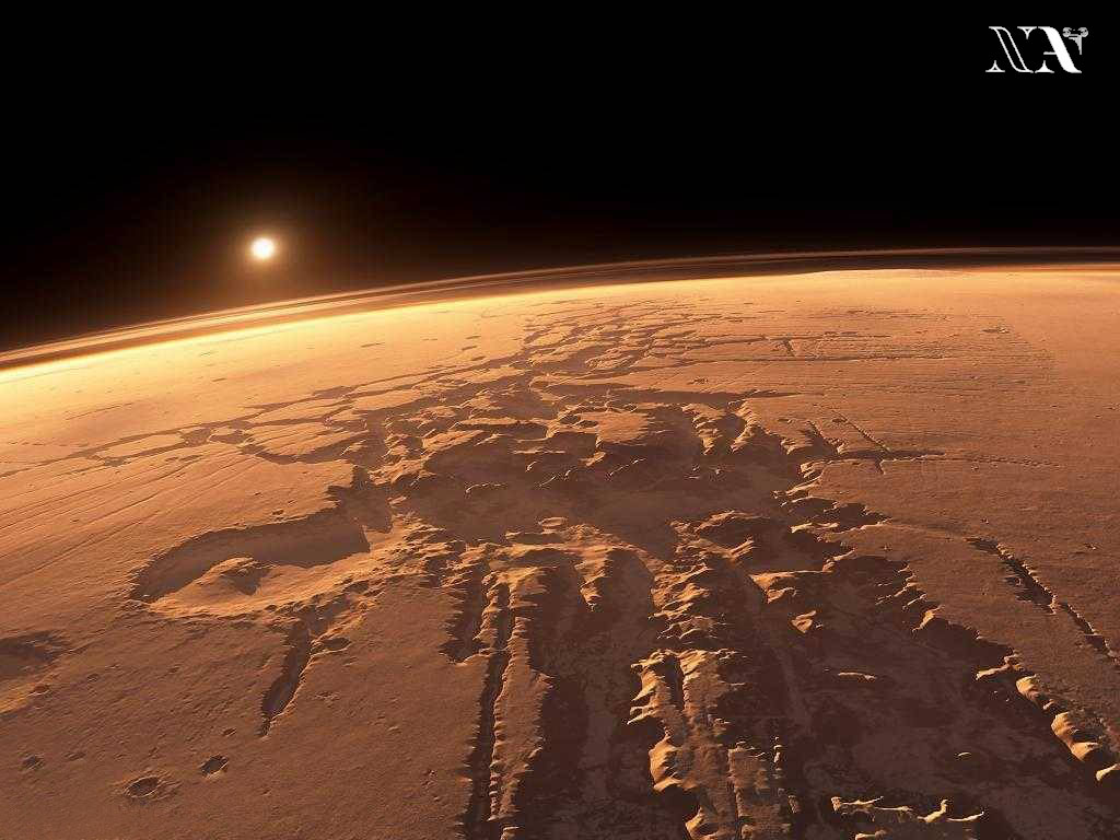 Confirmado: Hay agua en Marte