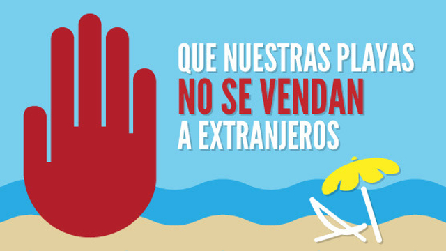 Más de 72 mil mexicanos firman en contra de la venta de playas a extranjeros
