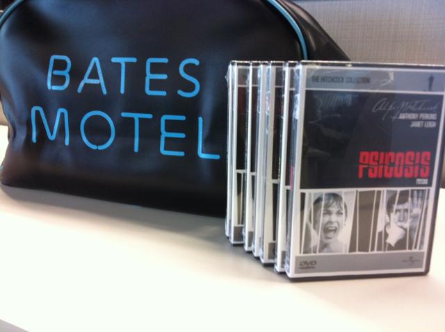 Te regalamos un paquete especial de Bates Motel con películas de Alfred Hitchcock