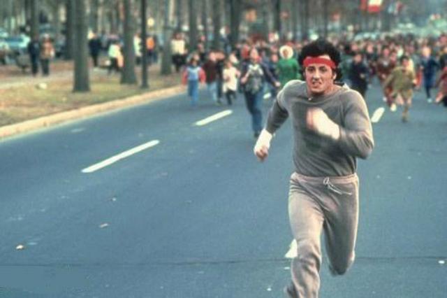 Se resolvió el misterio: ya se sabe cuánto corrió Sylvester Stallone en Rocky 2