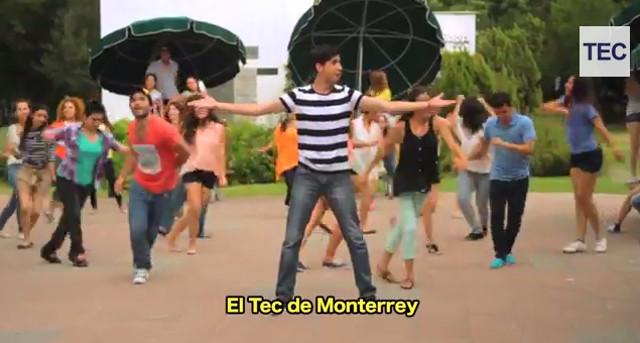 WTF?!?! El Tec de Monterrey celebra su 70 aniversario al estilo Glee