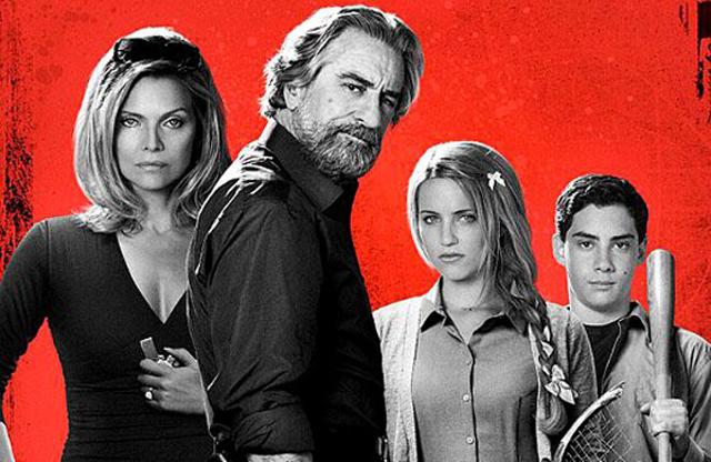 Robert De Niro, Tommy Lee Jones y la mafia en el nuevo trailer de The Family