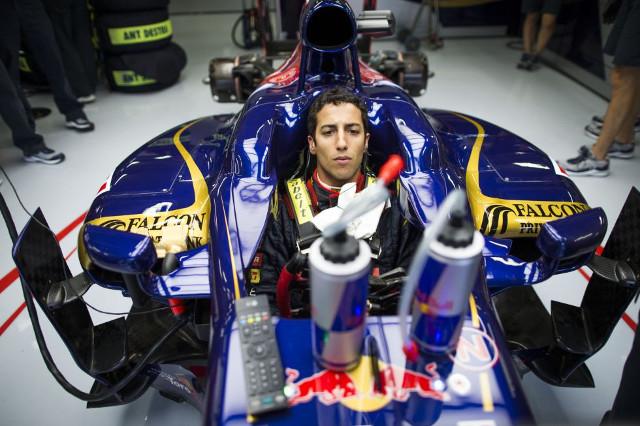 OFICIAL: Daniel Ricciardo ya es piloto de Red Bull para la temporada 2014