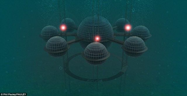 Sub-Biosphere 2: la vida bajo el mar