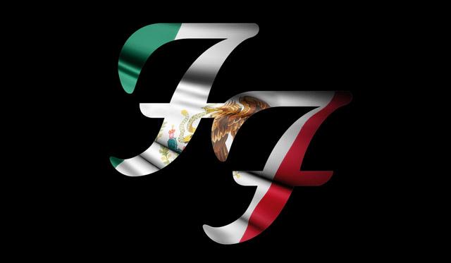 Foo Fighters en México