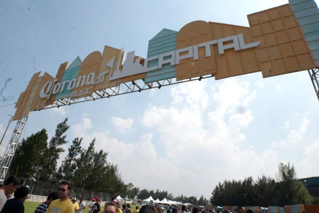 Los 50 mejores momentos del Corona Capital 2013