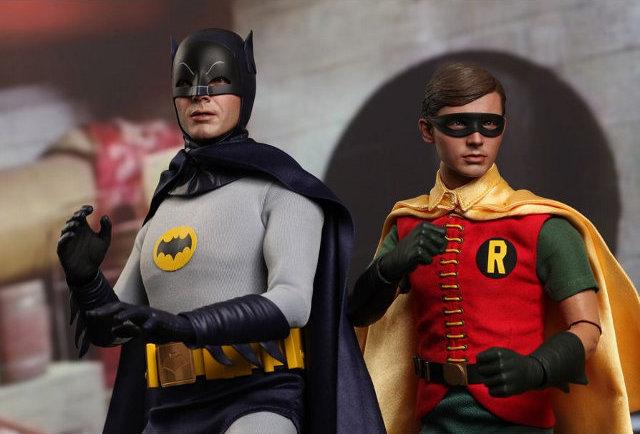 Nerdgasmo: ¡Santas figuras coleccionables, Batman!