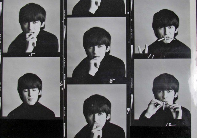 Los 10 sobres: George Harrison de los Beatles