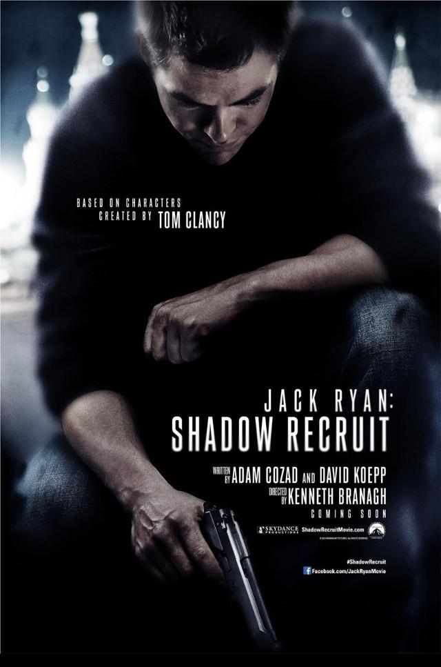 Les dejamos el primer trailer de Jack Ryan: Shadow Recruit