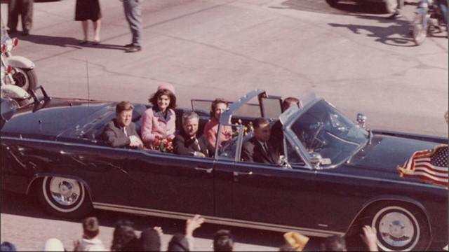 Fotografías inéditas del día que mataron a JFK