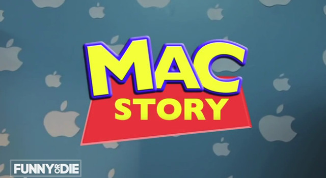 Mac Story: La parodia de Toy Story que homenajea a los productos Apple