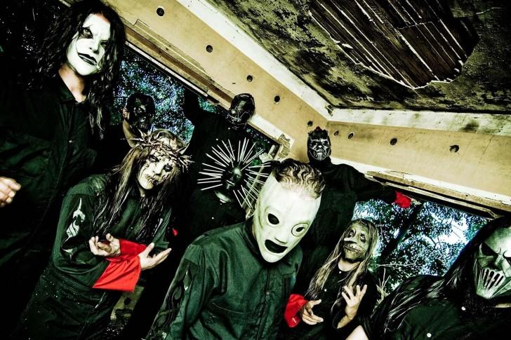 ¿Slipknot en México en enero?