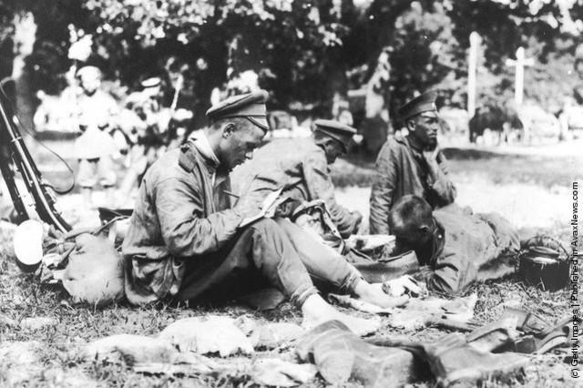 La conmovedora carta de amor que un soldado de la Segunda Guerra Mundial le hizo a otro