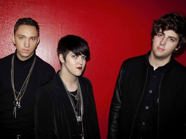 Abecedario Corona Capital: Con X de The xx